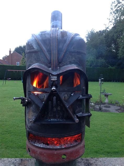darth vader chiminea cool pit ideas memes