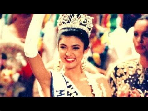 sushmita sen miss universe one answer because of which sushmita sen won miss universe