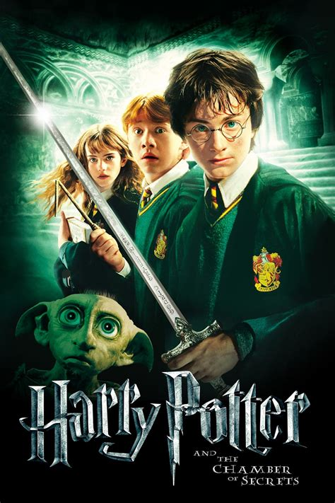 Chamber Of Secret harry potter and the chamber of secrets 2002 posters