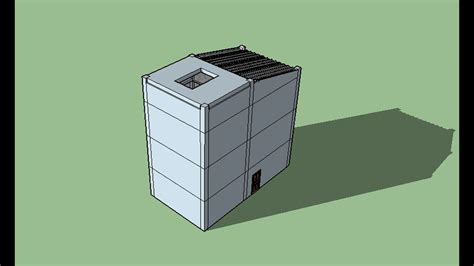 desain gedung walet    meter  menggunakan lubang naga poeta desain youtube