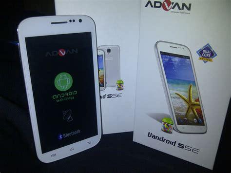 Advan Vandroid S5e 4g Gold advan s5e telepon pintar dari advan advan s5e