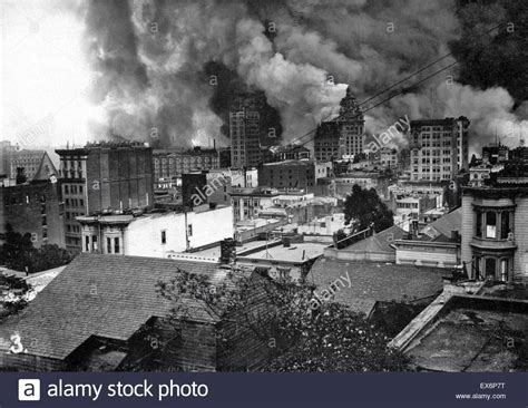 earthquake hill the san francisco earthquake of 1906 view from southeast