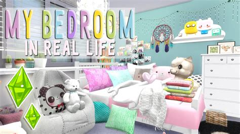 build my room the sims 4 speed build my bedroom
