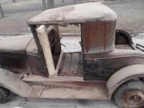 1928 Chevrolet Parts 1928 Chevrolet Coupe Rat Rod Rod Or Parts