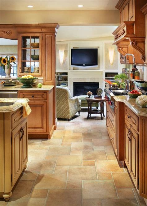 Kitchen Floor Designs With Tile by Pin By Stacy Bunch On House Renovation 2014 Pinterest