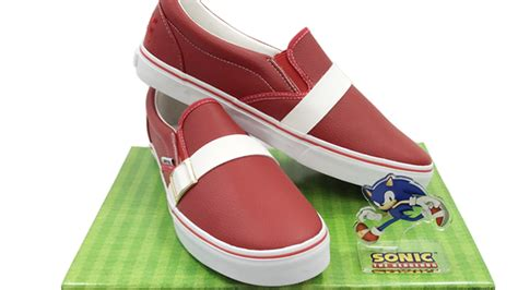 sonic shoes for celebrate sonic s 26th birthday with these rad sneakers