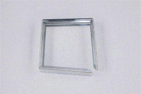 Koper Set 2 In 1 0529 zinken enkele wrong vierkant 100mm set 2
