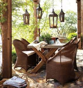 rustic outdoor decor ideas outdoortheme com
