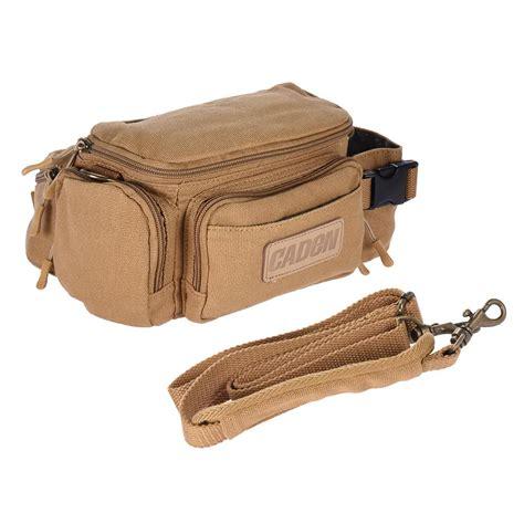 Caden Rs 4 meilleur sac photo toile de marron vente en ligne cafago