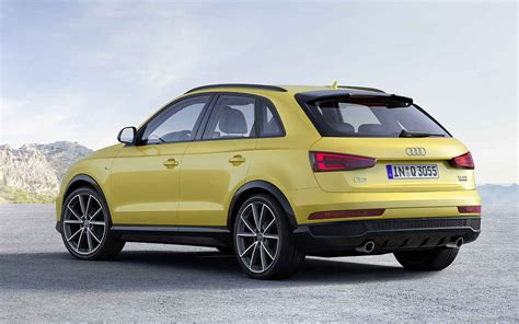 audi q3 interni 2019 audi q3 rumors changes specs release date features
