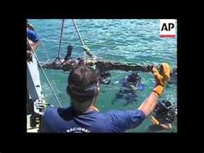 christopher columbus boat found abandoned ship by christopher columbus found in panama