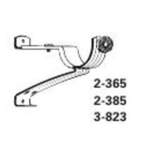 4 inch curtain rod brackets com graber cafe curtain rod brackets 3 4 inch