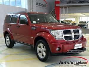2010 dodge nitro 2 8 crd sxt 4wd 4x4 unico proprieta