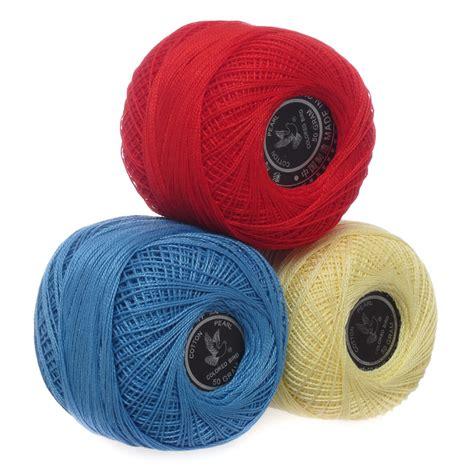 Benang Rajut Katun Pink benang rajut katun lace 8 crafts