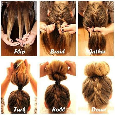and easy hairstyles for school step by step 10 and easy hairstyles step by step summer hair