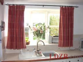 Ideas For Kitchen Window Curtains by Curtains For Original Kitchen Home Design And Ideas