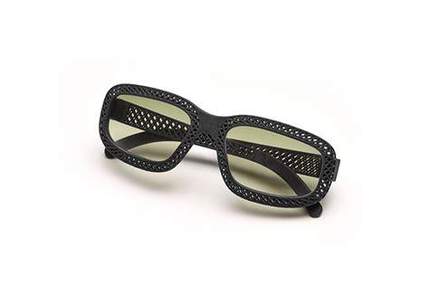 hatch 3d printed sunglasses for eyewear kit on behance