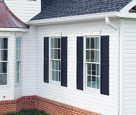 mid america siding components shutters gallery mid