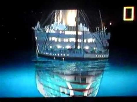 fotos reales de titanic hundido titanic 100 a 241 os hundimiento real youtube
