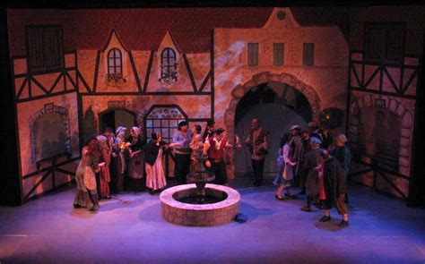 What Town Is Beauty And The Beast Set In | beauty the beast hibbing community college