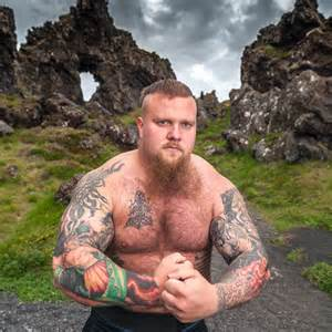 strong male with tattoos iceland ragnar sigurdsson flickr