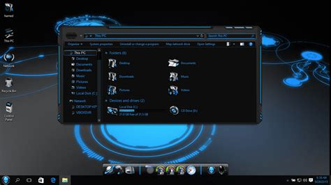 themes for windows 10 pc download alienware skin pack skinpack customize your digital world