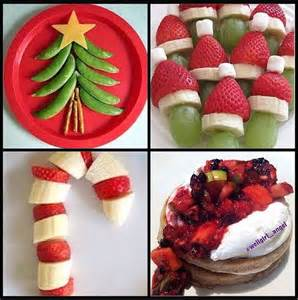 healthy christmas snacks kids pinterest