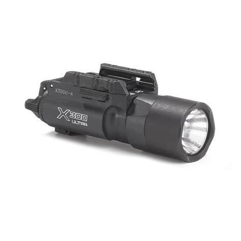 surefire x300 weapon light surefire x300 ultra weapon light