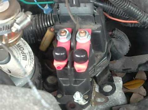 glow plug relay override    diesel youtube