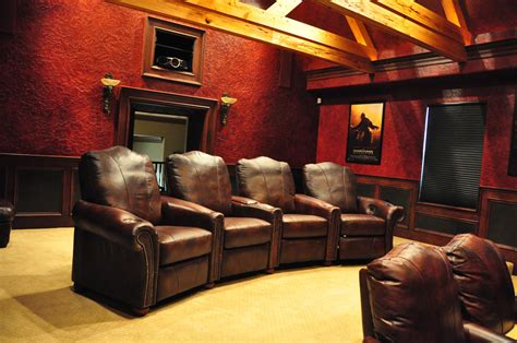 united leather theater seating avs forum home theater
