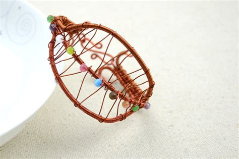 craft wire projects diy crafts extraordinary leaf shape wire bracelet