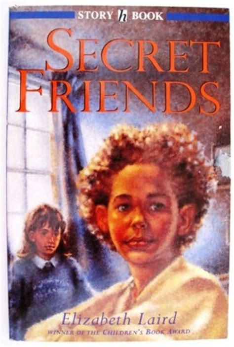 this secret town the jason chance novels books fiction secret friends by elizabeth laird hodder story