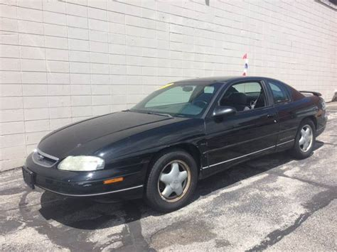 manual cars for sale 1998 chevrolet monte carlo engine control 1998 chevrolet monte carlo coupe for sale 23 used cars from 682