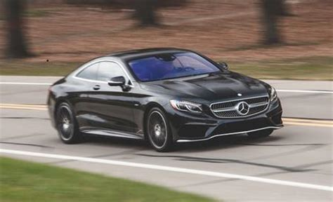 2015 mercedes benz s550 4matic coupe test – review – car