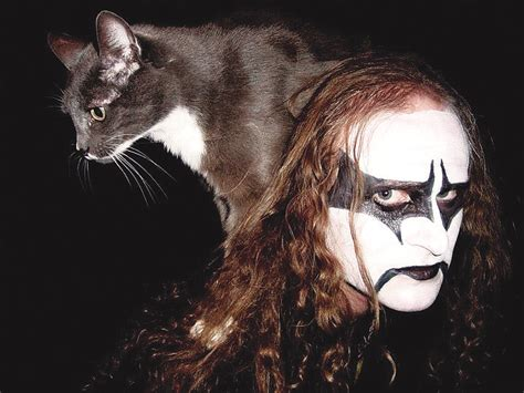 Metal Cats l auteur du livre 171 metal cats 187 nous explique pourquoi