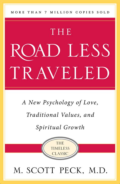 taking the road less traveled books the road less traveled timeless edition book by m