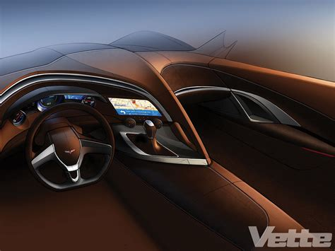 corvette dashboard 2014 chevy corvette stingray interior deep dive vette