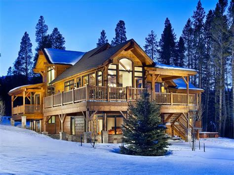 Ski Cabin Rentals by Luxury Ski Chalet Rentals Homeaway Rentals