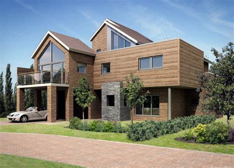 Contemporary Home Design Uk private client formby condy lofthouse