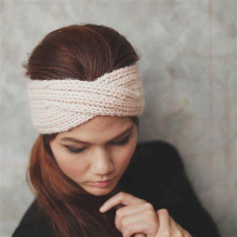 Modele Headband Tricot Gratuit patron gratuit pour tricoter un headband au point mousse