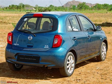 Nissan Micra Facelift And Micra Active Launched In India