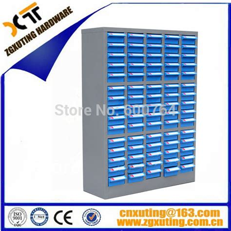 Filing Cabinet Spare Parts by Spare Parts Cabinet 75 Blue Drawers Metal Parts Cabinet