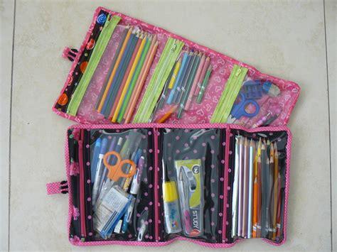tutorial neceser cartuchera desplegable bolsos necesers como hacer cartucheras de tela paso a paso facilmente