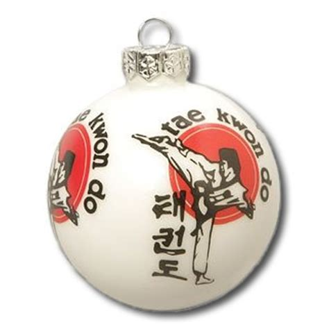 tae qan do christmas ornaments chang s taekwondo gift packages martial arts south surrey white rock cloverdale