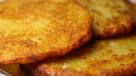 galette de pommes de terre 233 conomique et facile silit