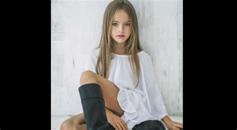 defile young models conoce a la ni 241 a m 225 s bella del mundo fotos noticias