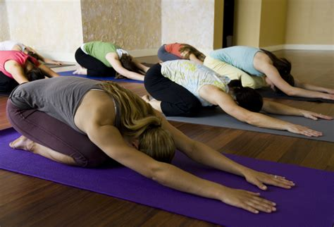 Head In Comfortable Bed 3 Simple Yoga Poses To Soother Lower Back Pain