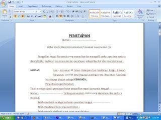 contoh surat dan kebutuhan anda review ebooks