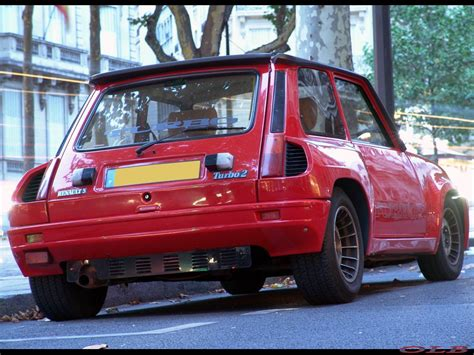 renault turbo rally image gallery renault 5 turbo 1