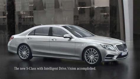 mercedes ads 2014 mercedes benz 2014 s class tv commercial quot visions quot hd